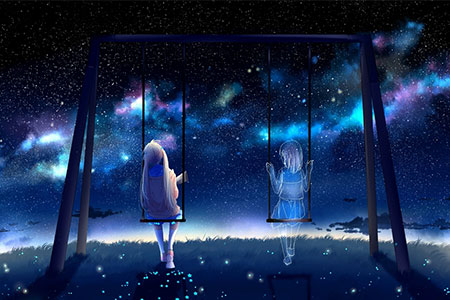 Video Wallpaper Starry Night Missing You